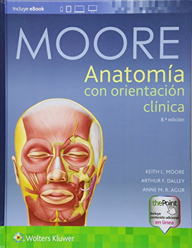 9788417033637: Anatomia con orientacion clinica - IberLibro - Keith ...