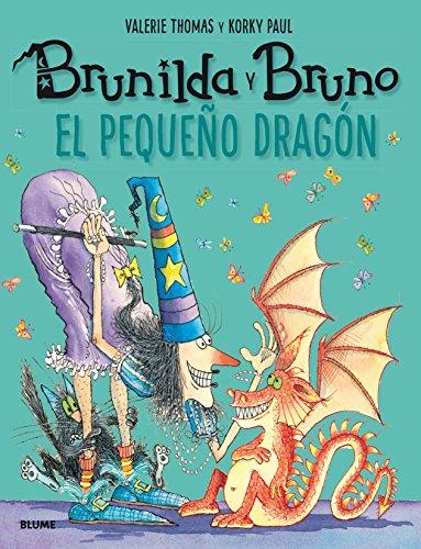 9788417056117: Brunilda y Bruno. El pequeño dragón