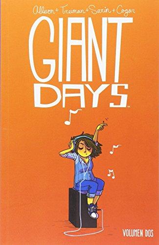 9788417058074: Giant days (Linea Infinite)