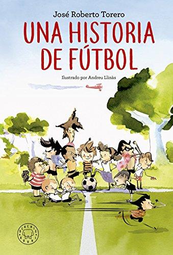 9788417059194: Una historia de fútbol