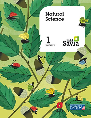 Natural science. 1 Primary. Más Savia. Pupil's: Frost, Lisa