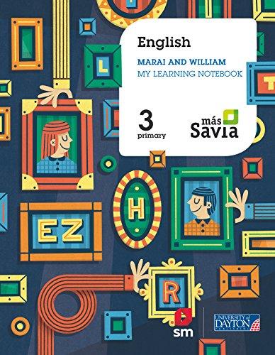 9788417061760: English. Marai and William. 3 Primary. Workbook