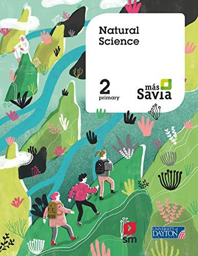 9788417061920: Natural science. 2 Primary. Más Savia
