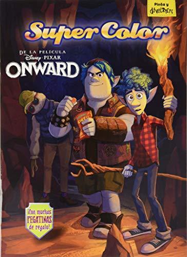 9788417062101: Onward. Supercolor (Disney. Onward)