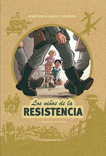 9788417064044: Los niños de la resistencia 1. Primeras acciones