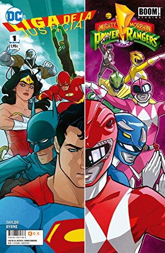 9788417071363: Liga de la Justicia/Power Rangers 1 (Liga de la Justicia/Power Rangers núm. 01)