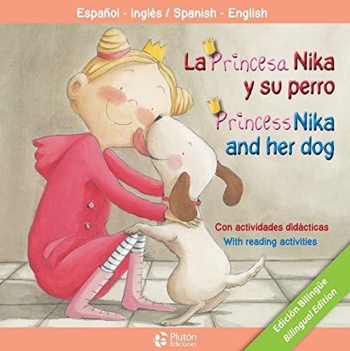 PRINCESA NIKA Y SU PERRO  LA