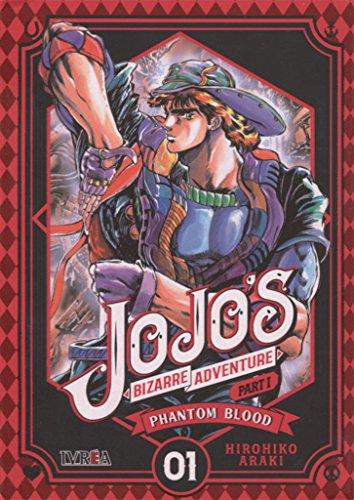 9788417099411: Jojo's Bizarre Adventure Parte 1: Phantom Blood 1