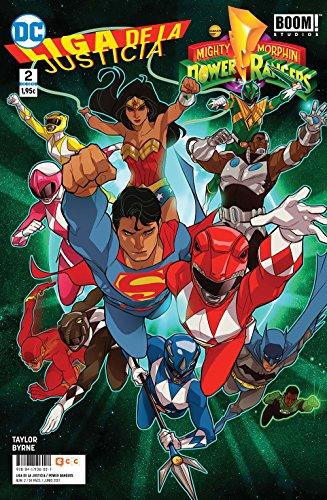 9788417106027: Liga de la Justicia/Power Rangers 2 (Liga de la Justicia/Power Rangers núm. 02)
