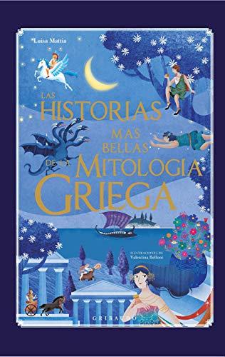 9788417127015: Las historias más bellas de la mitología griega (Mitos y leyendas)
