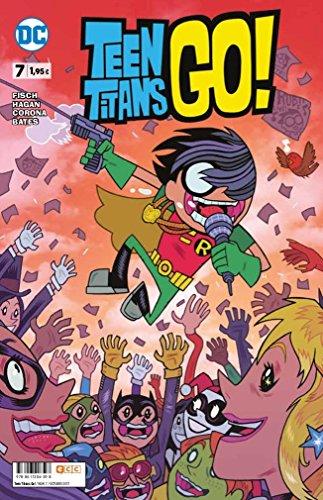 9788417206598: Teen Titans Go 7