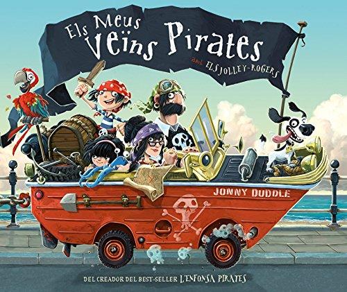 9788417207038: Els meus veïns pirates (Contes infantils en català)
