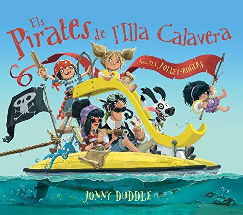 9788417207083: Els Pirates De L'Illa Calavera: Llibre de pirates per a nens de 4 anys: de l'il·lustrador de Harry Potter! Llibre en català: 6 (Àlbums Il·lustrats)