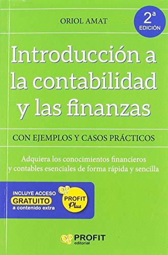 9788417209612: Introducción a la contabilidad y las finanzas NE: Con ejemplos y casos prácticos
