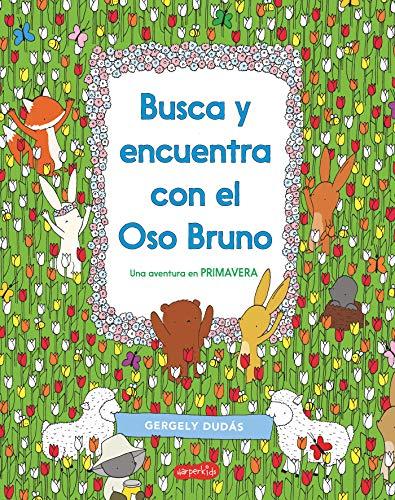 9788417222383: Busca y encuentra con el Oso Bruno. Una aventura en primavera (HARPERKIDS)