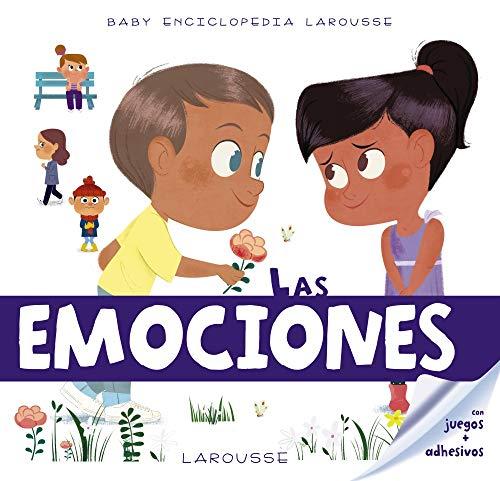 9788417273224: Baby enciclopedia. Las emociones
