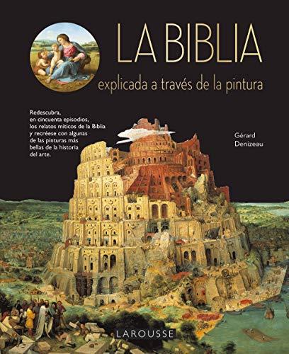 9788417273408: La Biblia explicada a través de la pintura