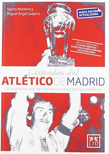 9788417277611: Leyendas Del Atlético Madrid (Colección Viva)