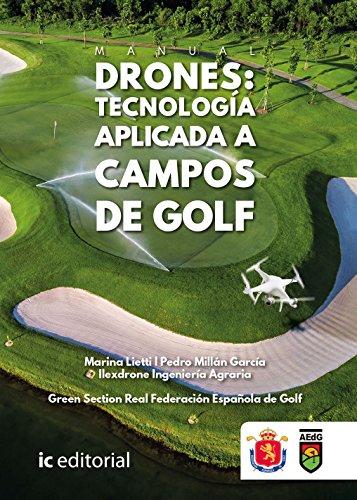 Manual Drones: tecnología aplicada a campos de: Millán García, Pedro;