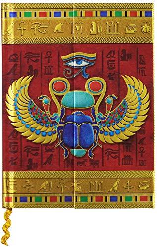 """CUADERNO BONCAHIER """"EGIPTO"""" (ESCARABAJO): CAFFERATA, FLORENCIA"""