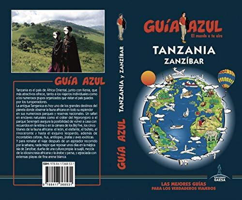 9788417368531: TANZANIA Y ZANZIBAR