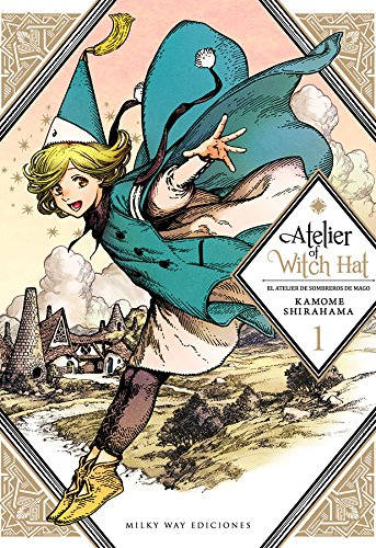 9788417373412: Atelier of Witch Hat, Vol. 1