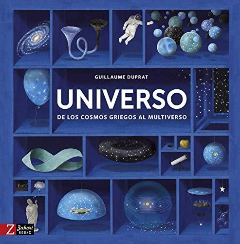 9788417374051: Universo: De los cosmos griegos al multiverso