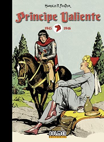 9788417389451: Príncipe Valiente 1945-1946 (Sin fronteras)