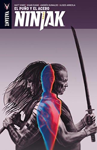 9788417390280: Ninjak 5. El puño y el acero: Ninjak, volumen 5 (Valiant - Ninjak)
