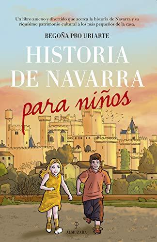 9788417418366: Historia de Navarra para niños
