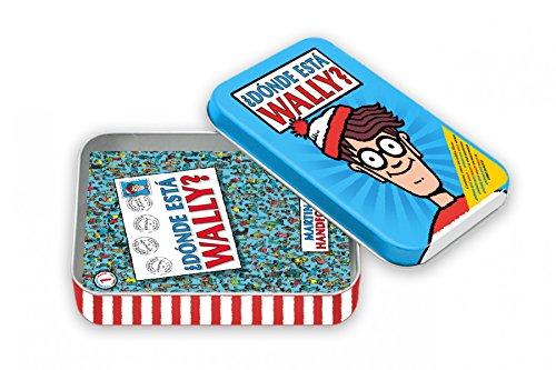 9788417424992: ¿Dónde está Wally? (en una caja de metal): ¿Dónde está Wally? | ¿Dónde está Wally ahora? | ¿Dónde está Wally? El viaje fantástico | ¿Dónde está Wally? ... está Wally? El libro mágico (B de Blok)