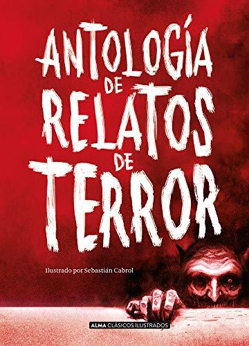 9788417430450: Antología de relatos de terror (Clásicos ilustrados)