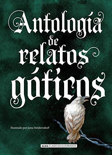 9788417430511: Antología de relatos góticos (Clásicos ilustrados)
