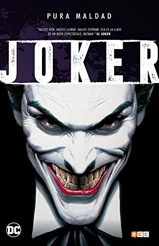 9788417441104: Pura maldad: Joker (Segunda edición)