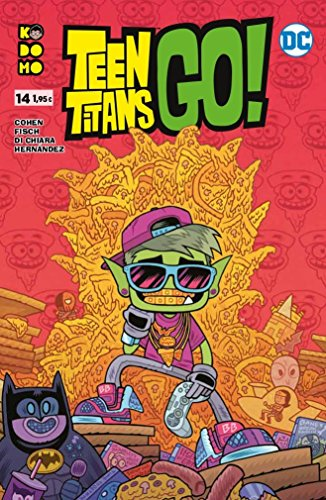 9788417441234: Teen Titans Go! núm. 14