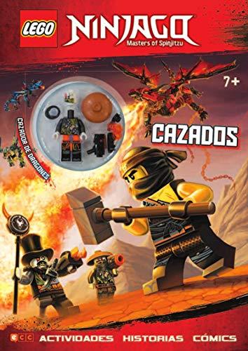9788417441968: LEGO Ninjago. ¡Cazados!