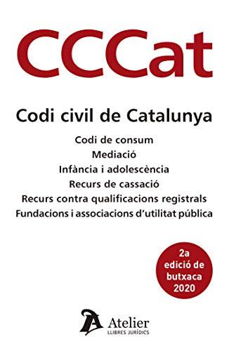 9788417466947: Codi Civil de Catalunya. 2a edició butxaca.