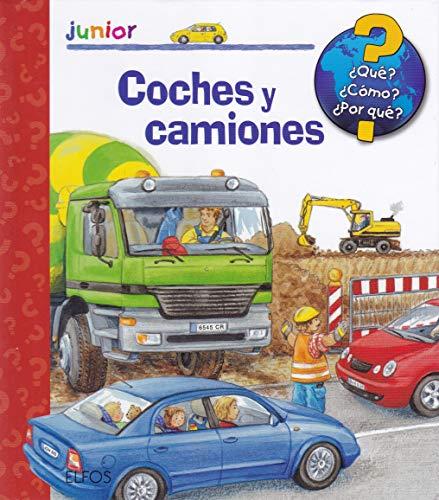 9788417492854: Coches y camiones (Junior castellano)