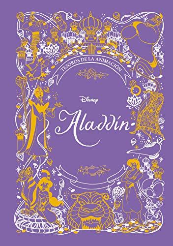 9788417529741: Aladdín. Tesoros de la animación (Disney. Aladdín)