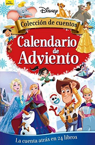 9788417529987: Disney. Calendario de Adviento: Colección de cuentos (Disney. Otras propiedades)