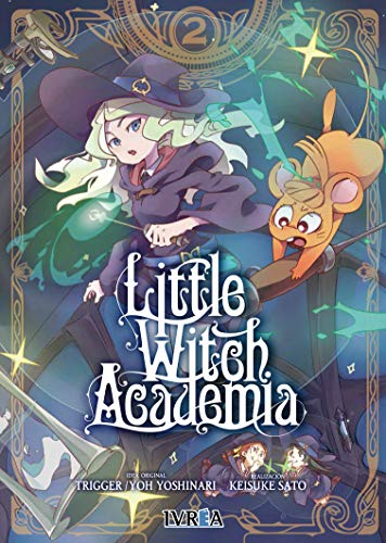 9788417537593: Little Witch Academia 2