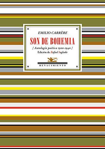9788417550233: Son de bohemia (Antologías)