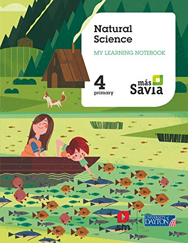 Natural Science. 4 Primary. My learning Worbook.: BK Publishing