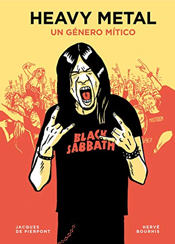 9788417560805: Heavy metal: Un género mítico (Guías ilustradas)