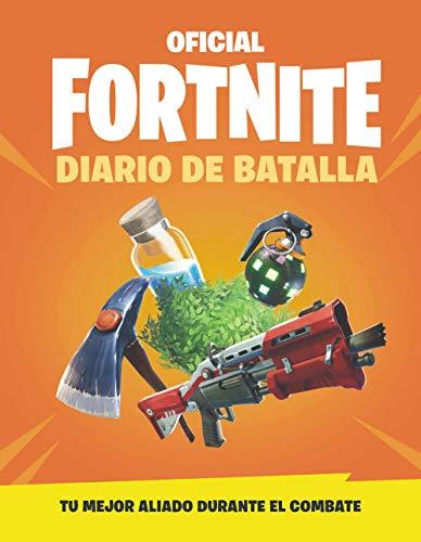 9788417586430: Diario de batalla - Oficial Fortnite (Hachette Infantil - Fortnite - Practico)