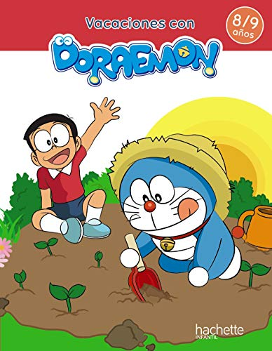 9788417586799: Vacaciones con Doraemon 8-9 años (Hachette INFANTIL - DORAEMON - Vacaciones)