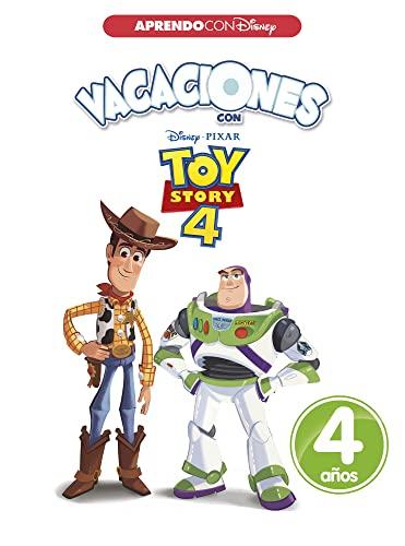 9788417630034: Vacaciones con Toy Story 4. 4 años (Aprendo con Disney)