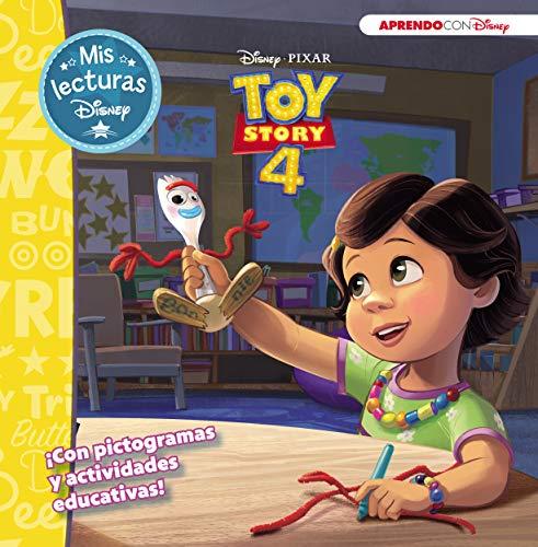9788417630195: Toy Story 4 (Mis lecturas Disney): Con pictogramas y actividades educativas