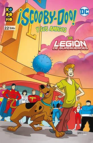 9788417665166: ¡Scooby-Doo! y sus amigos núm. 22