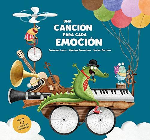9788417673239: Una canción para cada emoción (SOMOS8)